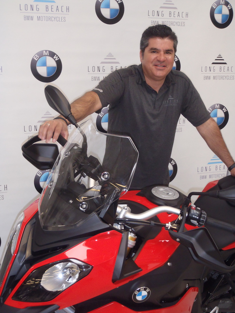 staff at long beach bmw motorcycles | bmw motorcycle dealer in