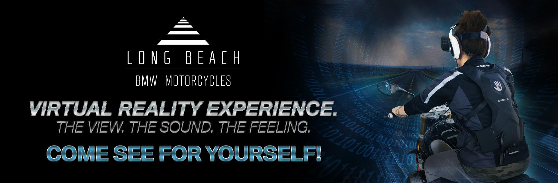 vrexperience | long beach bmw motorcycles california