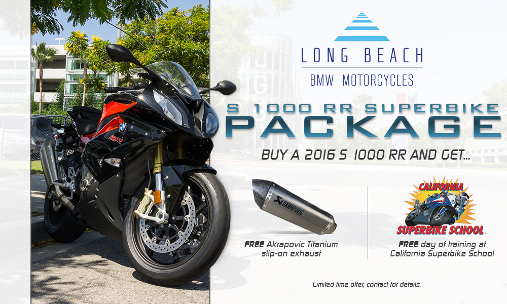 free motorcycle check  Current Deals And Promotions | Long Beach BMW Motorcycles California